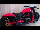 Harley Night Rod Special VRSCDX VROD Airride Pink by sw-x.de