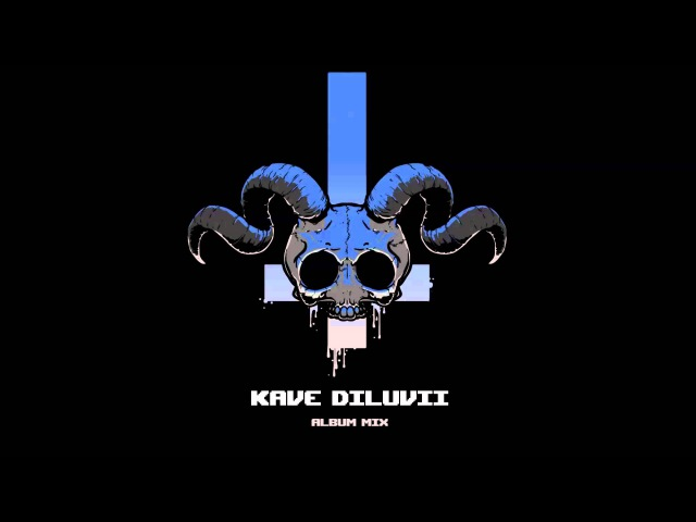 Ridiculon - Kave Diluvii (Flooded Caves) - The Binding of Isaac Afterbirth OST