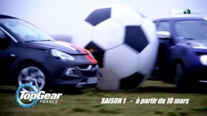 Top Gear France Топ Гир Франция Трейлер к первому сезону