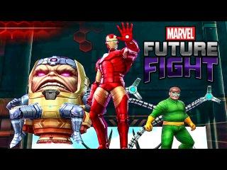 Hodgepodgedude играет Marvel Future Fight #18