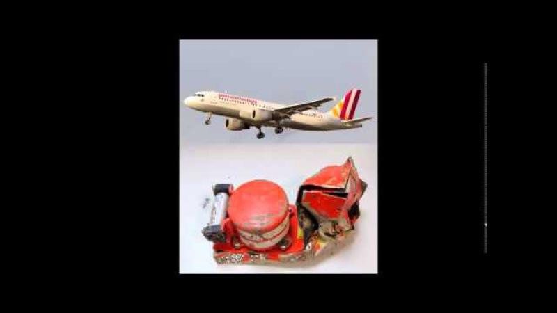 Germanwings Flight 4U9525 Airbus A320 Black Box Crash Audio Recording D APIX Andreas Lubitz
