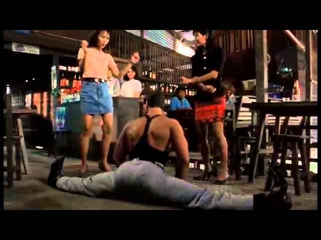 Жан Клод Ван Дамм Женщина я не танцую