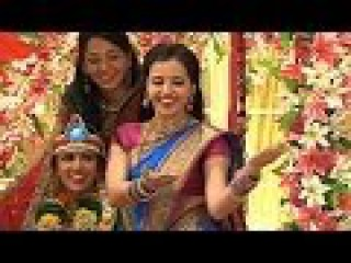 "Watch Astha and Shlok Performing on ""Navrai Majhi Navsachi"""