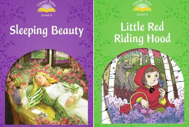 Little Red Riding Hood L3 Oxford Classic Tales