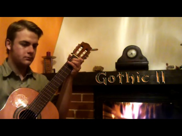 Gothic II - Old Mine Valley Guitar Cover