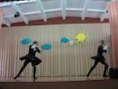 Танец Лизгинка.в школе на День учителя