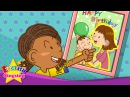 Who's this? Who's that? (Introducing family) - English song for Kids - Let's sing a song