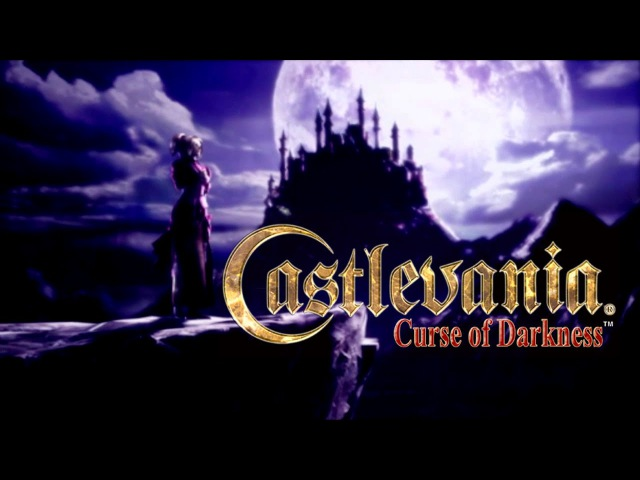 Castlevania: Curse of Darkness Cutscenes Movie English