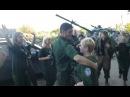 Как Ополченец Гиви празднует день рождения ДНР Donbass