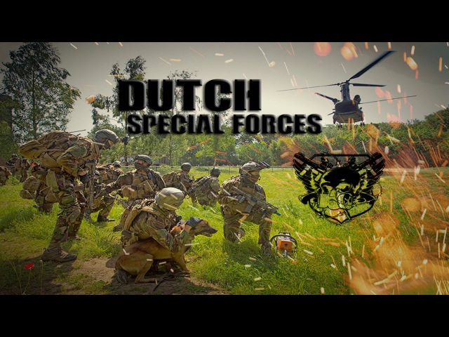 Dutch Special Forces Nunc aut Nunquam