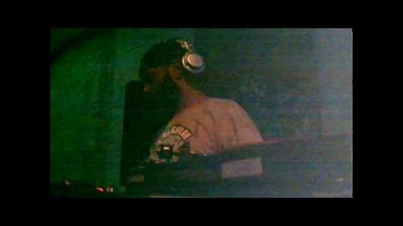 Theo Parrish @ MC Theater Amsterdam The Enigma Schmoov on King Shiloh Sound System Part 5