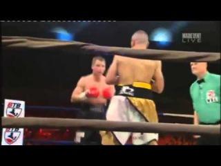 Anthony Mundine vs Sergey Rabchenko 12 11 2014