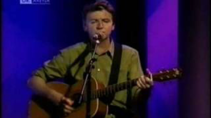 Neil Finn Crowded House Throw Your Arms Around Me Acoustic Live