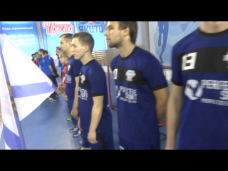 Floorball 2015.Чемпионат Росии-Финал.Открытие. Построение.00080