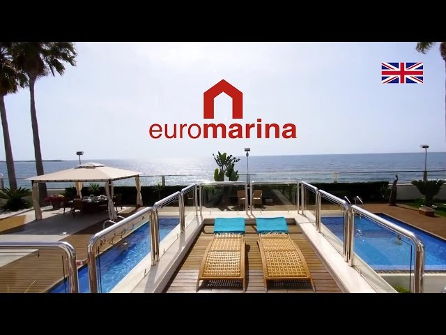 Welcome to Euromarina Youtube Channel Luxury Villas and Apartments Spain