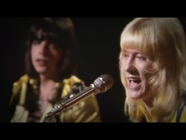 Sweet - Little Willy - Top Of The PopsDisco 1972 (OFFICIAL)