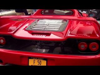 RM Auctions - Ferrari F50 goes for $ Million!
