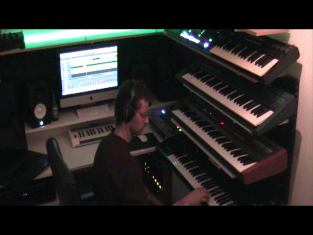 Gazebo - I Like Chopin, Cover by Chris van Buren