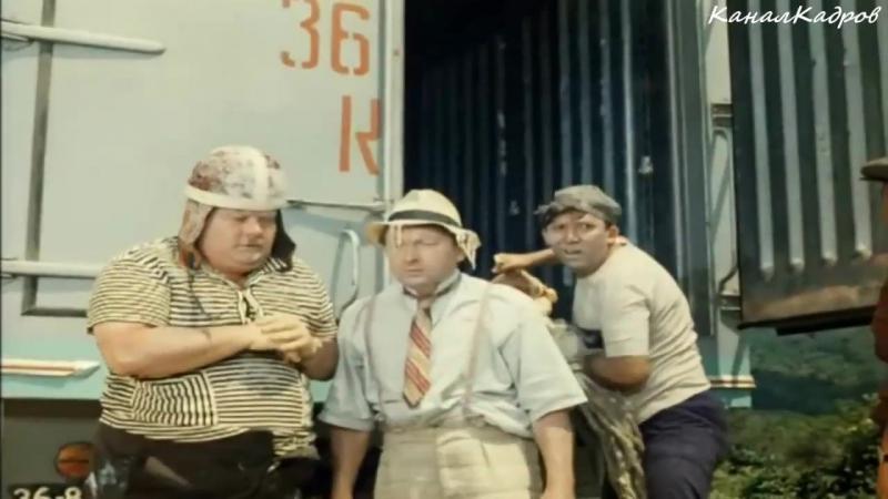 LiAZ Skoda-706RTTN, грузовик-холодильник из к_ф Кавказская пленница (1966) » Freewka.com - Смотреть онлайн в хорощем качестве