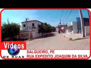 VÍDEOS DE RUAS - PE - SALGUEIRO - R. Expedito Joaquim da Silva