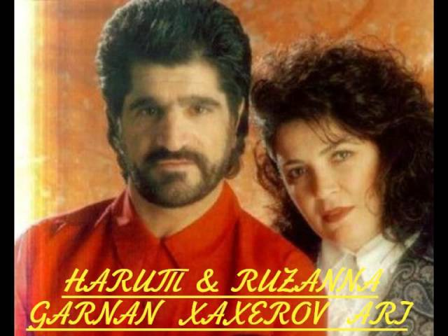 HARUT RUZANNA GARNAN XAXEROV ARI. M-HRAYR-V. YOUTUBE