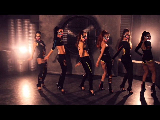 хореограф- Лисичка , Go-Go dance project Cheeky Fruits