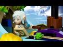 LEGO Elves - 41073 Епічний пригодницький корабель Наїди