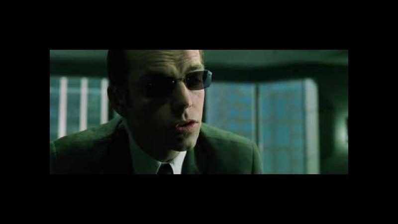 Матрица Matrix 1999 отрывок человечество вирус HD