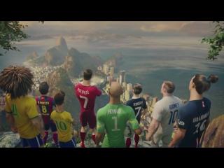 Футболисты против клонов Nike Football(Русский вариант)