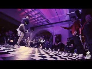 Frankie Flave & Belka vs Arsex & Egor   1/4 Reebok Street Fire Moscow