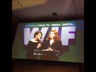 at The Women in Film 2015 Crystal + Lucy Awards (16/06)