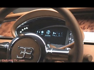 2016 Bugatti Royale INTERIOR 5-door Fastback Bugatti Veyron? Bugatti Sedan Commercial CARJAM TV HD