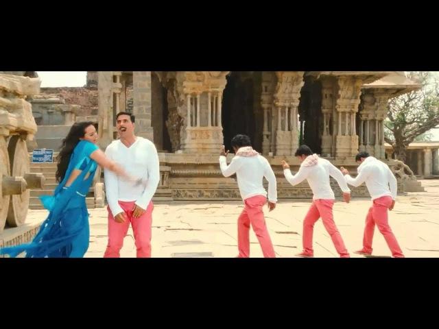Dhadang Dhang Full Video Song Rowdy Rathore 2012 1080p HD