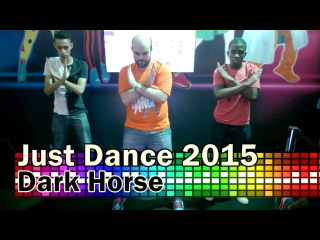 Just Dance 2015 | Dark Horse | Brazil Game Show 2014 | BGS Event