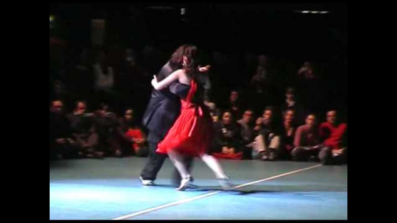 Mariano Chico Frumboli y Juana Sepulveda - Tango - Tango [R]evolution 2009