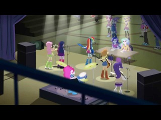 All Songs From My Little Pony Equestria Girls Rainbow Rocks [2014]