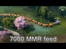 New 7000 MMR feeds couriers because it s party MMR