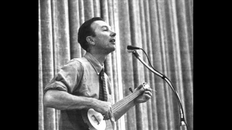Pete Seeger Where Have all the Flowers Gone