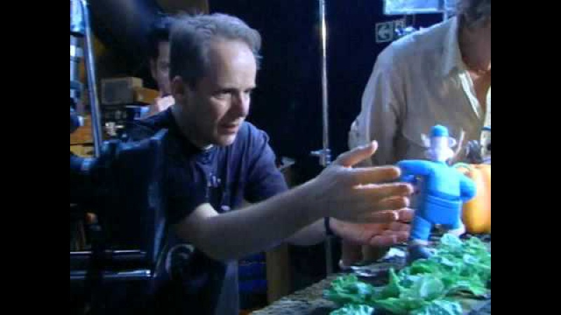 2005 Уоллес и Громит проклятие кролика оборотня фичуретка