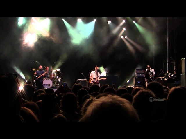 Death Cab for Cutie at Rifflandia 2014 The New Year