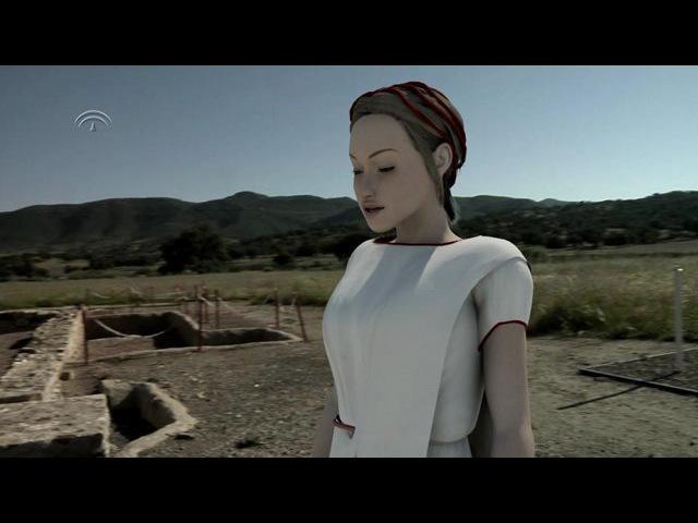 Arqueología Virtual - Reconstrucción virtual de la ciudad hispano-romana de Turóbriga - Arqueologia 3D
