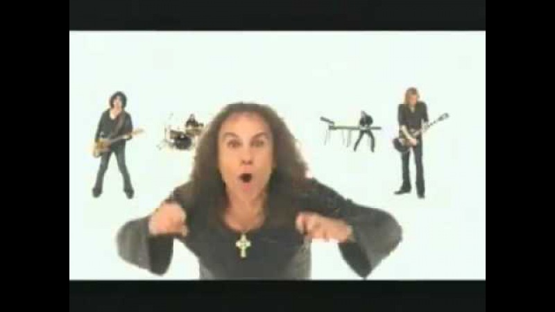 Dio Push Official Video 2002 Featuring Tenacious D