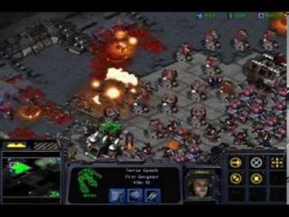 Alternative Ending StarCraft [Why Starcraft II Never Happened....]