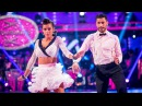 Georgia May Foote Giovanni Pernice Jive to 'Dear Future Husband' - Strictly Come Dancing: 2015
