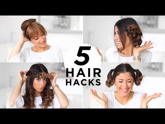 5 Easy Hair Hacks Every Girl Should Know | Luxy Hair