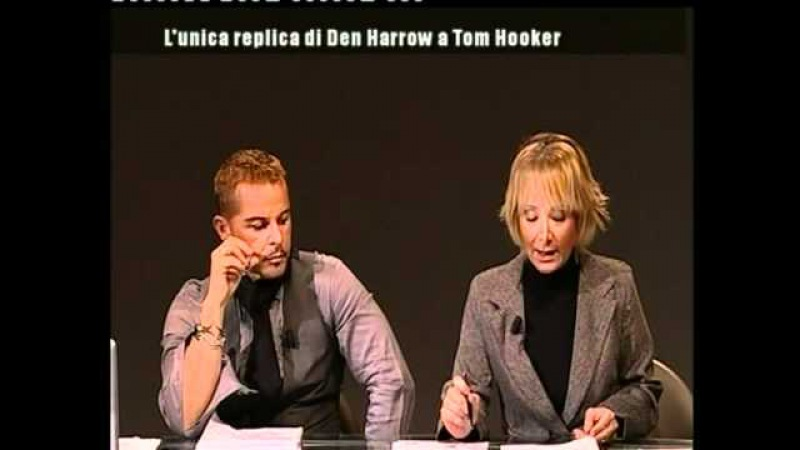 Den Harrow risponde alle accuse di Tom Hooker (parte 1)