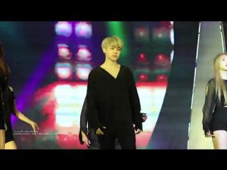 [HD Fancam] 161116 BTS Jimin - Opening Modern Dance @ SBS Gayo Daejun 2016