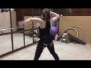 Work Rihanna feat Drake twerk choreo by Julia Red