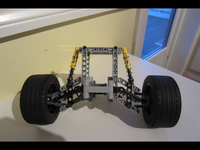 LEGO Independent Suspension Steering/Drive