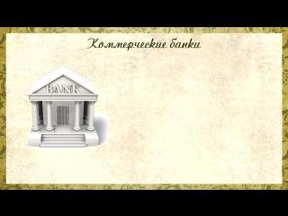 ФИНАНСЫ В ЭКОНОМИКЕ  Часть 1 2.6.Финансовые институты. Банковская система